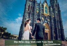Địa điểm chụp hình cưới Nam Định
