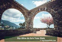 Địa điểm du lịch Nam Định