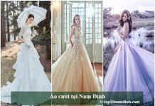 Áo cưới tại Nam Định