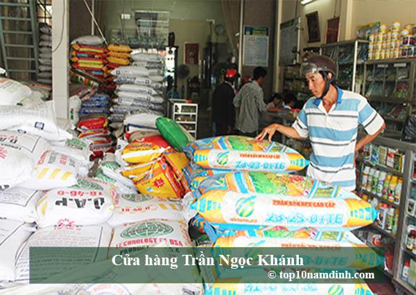 Cửa hàng Trần Ngọc Khánh