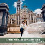 Studio chụp ảnh cưới Nam Định