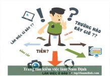 Trang tìm kiếm việc làm Nam Định