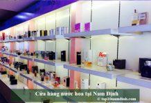 Cửa hàng nước hoa tại Nam Định