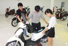 mua xe máy trả góp tại Nam Định 3